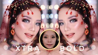 Cover images Super BOLD Makeup Look Zaman Now | MAKEUP ROUTINES #15