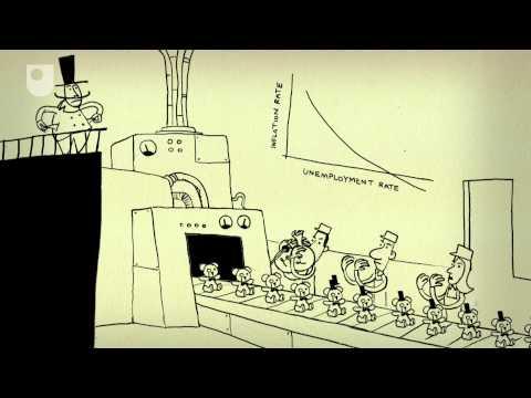 The Phillips Curve - 60 Second Adventures in Economics (3/6)
