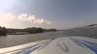 195 MPH Sterling Performance Engines 2013 Lake Ozark Shooutout