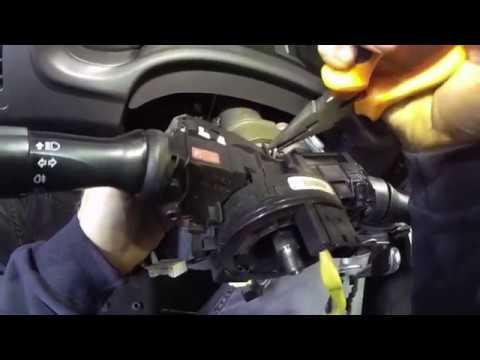 Тойота Королла 150 замена рулевой колонки