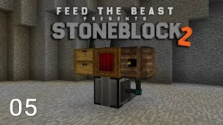 FTB Stoneblock 2 Chicken Breeding Automation
