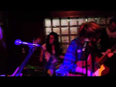 The paranoyds at the cinema bar culver city 3-11-2015