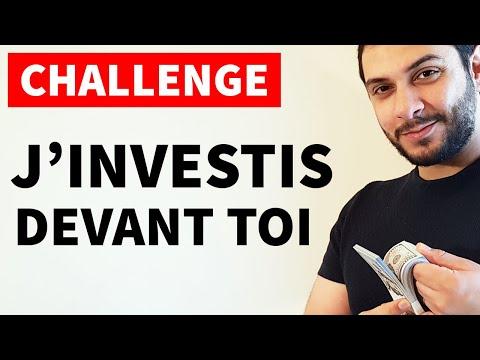 J'investis 500 € dans 10 actions à dividendes (CHALLENGE BOURSE)