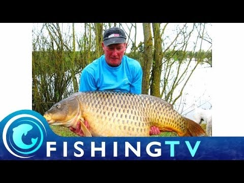 World's First 100lb Common Carp - Fishing TV