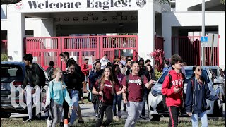 Students across the country walk out to protest gun violence thumbnail