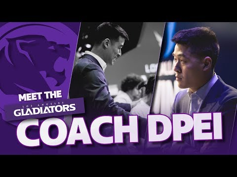 Meet the Gladiators: Head Coach dpei