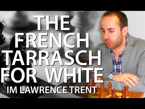 A New Way of Playing for an Advantage Against The French Tarrasch! - Chess24