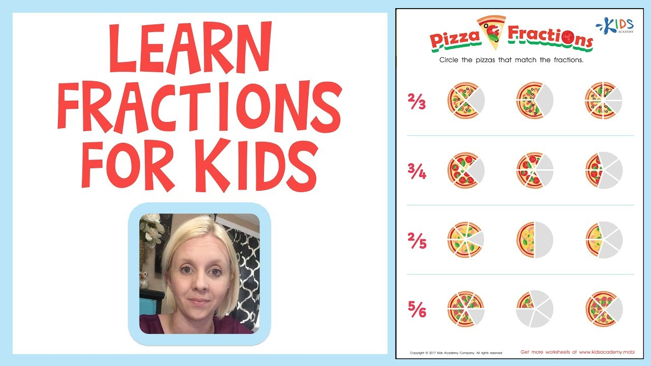 learn fractions for st grade  math lessons from educator  learn fractions for st grade  math lessons from educator  worksheet  review