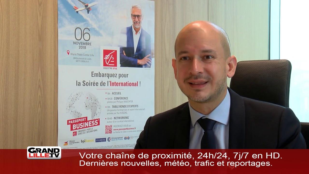 Soiree De L International Le 6 11 Organisee Par La Caisse D Epargne