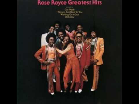 Rose Royce-I'm In Love (And I Love The Feeling)