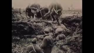 Военные песни  На безымянной высоте кадры хроники 1