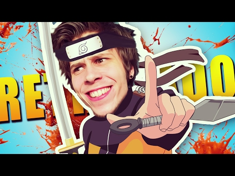 Thumbnail: EL NINJA MAS RETRASADO | Sword with Sauce