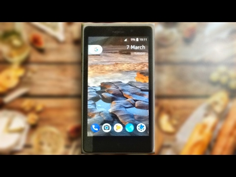 Android Nougat on Nokia X, XL, X2 (Android 7.0) (Read Description)