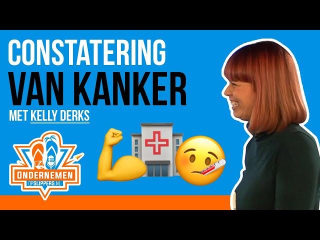 Constatering van borstkanker [WACHT NIET met naar de dokter gaan] met Kelly Derks
