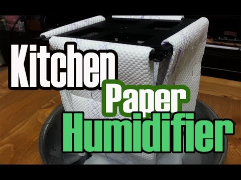Kitchen Paper Humidifier