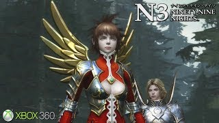 Ninety-Nine Nights - Xbox 360 Gameplay (2006)