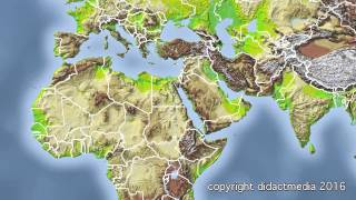 """""""Orient"""" und Geschichte der Konflikte - Naher Osten"""