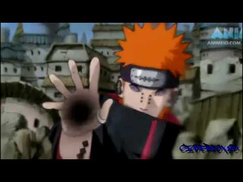 AMV NARUTO SHIPPUDEN- kakashi FAINT LINKIN PARK.mpg