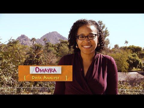 PBS SciGirls Role Model video: Omayra Ortega - Analista de datos