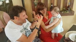 Jo Mallel  Pierro  et Ersilia avec Gigi BORGO Divino  3 Août 2108