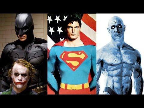Top 10 DC Comic Movies