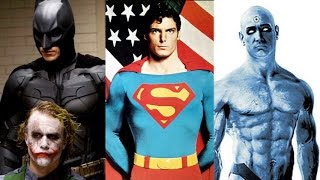 Top 10 DC Comic Movies
