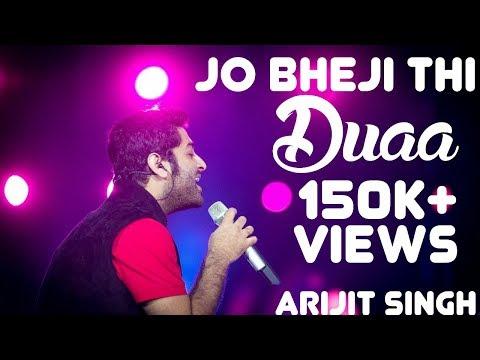 Jo Bheji Thi Duaa | Arijit Singh | WhatsApp Status | aLive
