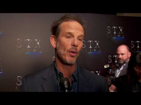 Mile 22: Mark Wahlberg & Director Peter Berg CinemaCon Interivew