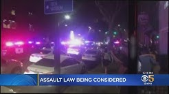 San Jose Police Union Speaks Out After Spike In Officers Assaulted On The Job