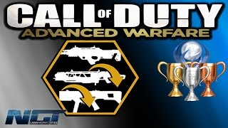 Call of Duty: ADVANCED WARFARE Trophy Achievement Guide▐ Heavy Handed (HD 1080p 60fps)