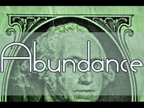 The Way Of Abundance! By Florence Scovel Shinn (Law Of Attraction)