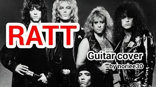 RATT  NEVER USE LOVE  cover