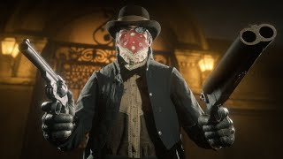 Red Dead Online: Как крутить пистолеты.
