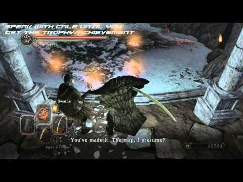 Dark Souls II - Curious Map Trophy/Achievement Guide [HD]