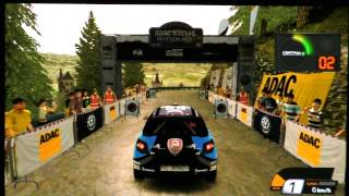Improvised PS Vita Review: WRC 4: FIA World Rally Championship
