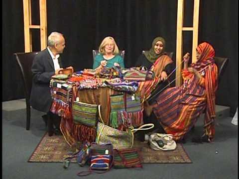 Belahdan... Somali Finger Weaving an Old Tradition