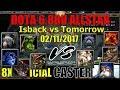 Chung kết EU tour IsBack vs Tomorrow - Dota 6.88U 02/11/2017