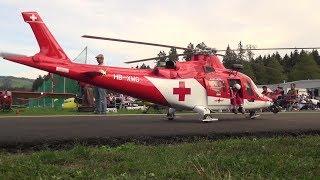Huge turbine RC scale model Helicopter Agusta Westland AW 109 «DA VINCI»