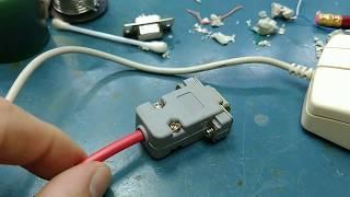Návod jak si opravit myšku zapojenou přes COM port
