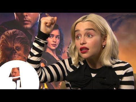 """Oi! Khaleesi!"": How NOT to ask Emilia Clarke for a selfie"