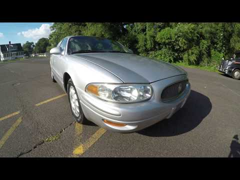 4K Review  2002 Buick Lesabre Limited Virtual Test-Drive & Walk-around