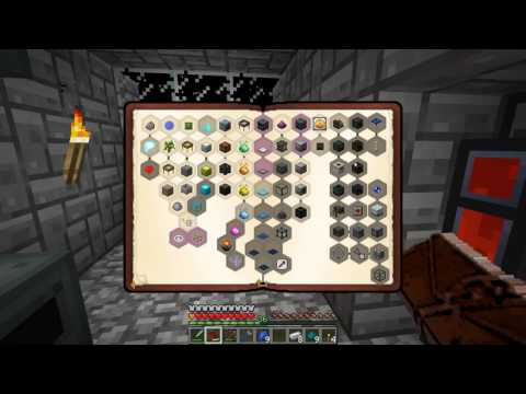 "Minecraft HQM ""Project Ozone"" #17 - Produkcja stali"