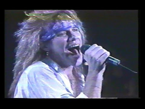 Bon Jovi - Live in Yokohama 1991 [FULL]