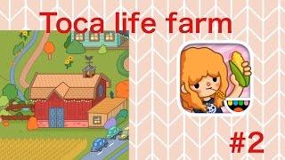 Toca life farm | the barn?!?! #2