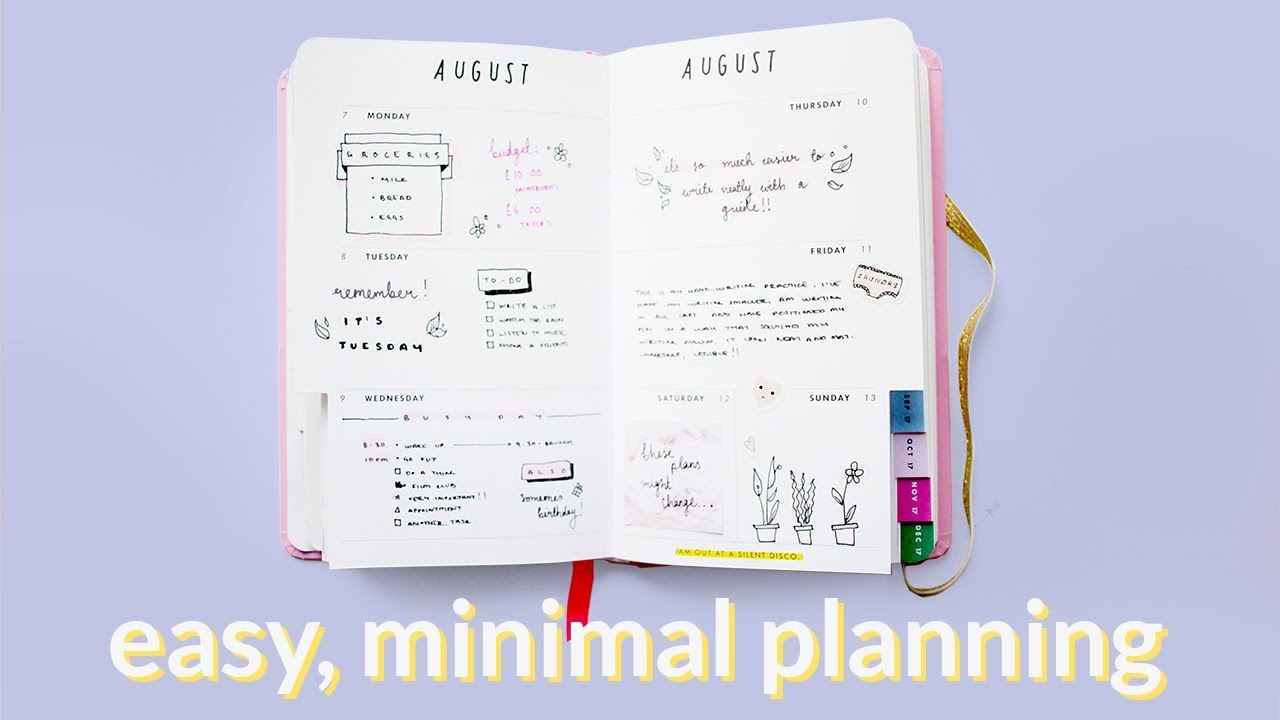 neat practical planning without the fuss 7 simple planner