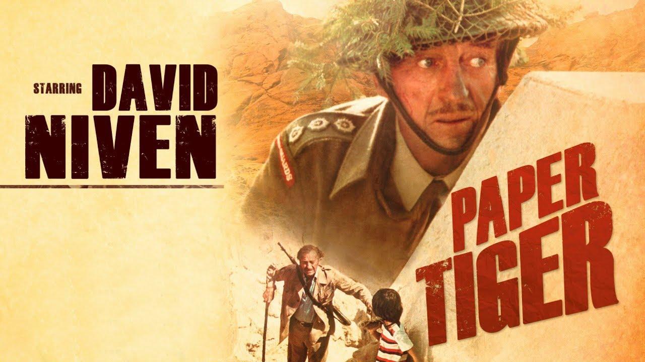 Paper Tiger 1975 Trailer HD