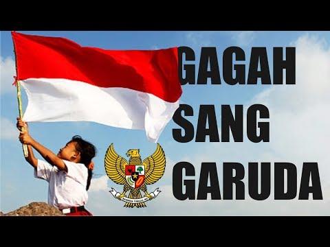 Superiots - Gagah Sang Garuda ( Lyric)