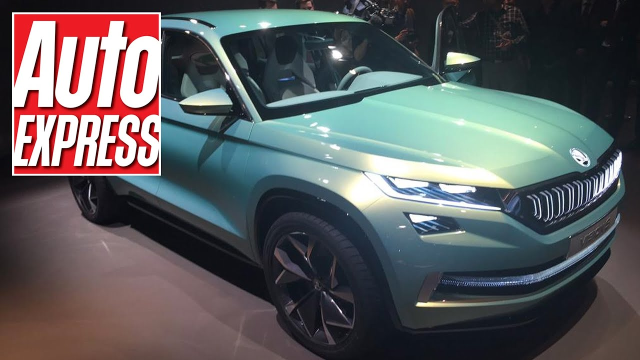 skoda 39 s visions concept to become the skoda kodiaq suv. Black Bedroom Furniture Sets. Home Design Ideas
