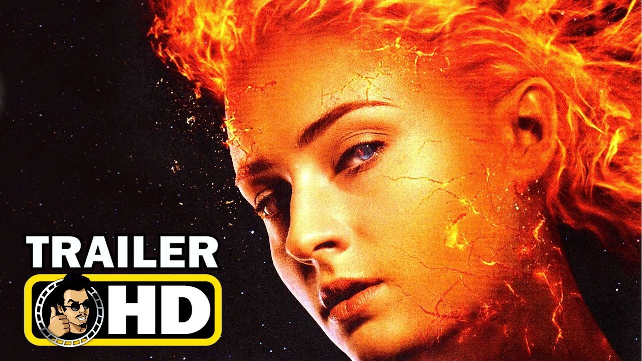 Download X-MEN: DARK PHOENIX Official Trailer #1 (2019) Sophie Turner Superhero Movie