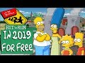 Gambar cover How to play The Simpsons Hit And Run in 2019 for FREE PC VIRUS FREE